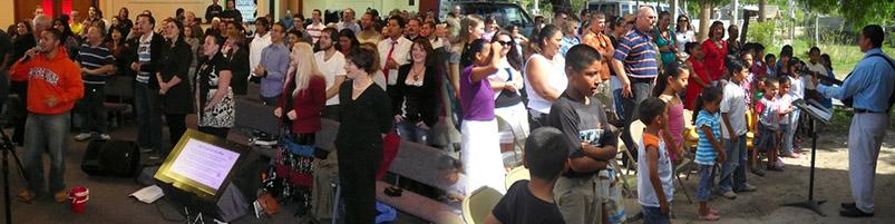 Menšinová cirkev.